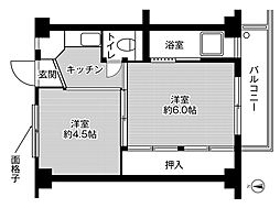 桜木駅 1.7万円