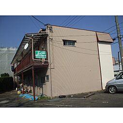 静岡県静岡市駿河区広野3丁目の賃貸アパートの外観