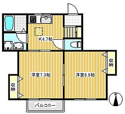 保谷駅 9.2万円