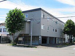米塚ビル[1階]の外観