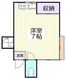 10577[1階]の間取り