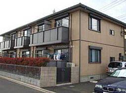 東京都武蔵野市関前4丁目の賃貸マンションの外観