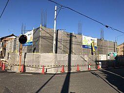 愛知県岩倉市大市場町郷前の賃貸マンションの外観