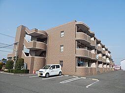 三重県鈴鹿市岡田2丁目の賃貸マンションの外観
