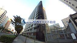 上本町ガーデンハイツ[3階]の外観