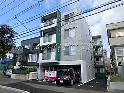 北海道札幌市東区北四十三条東15丁目の賃貸マンションの外観