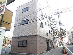 滋賀県守山市梅田町の賃貸アパートの外観