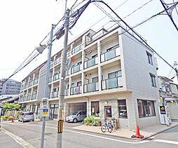 京都府京都市上京区講堂町の賃貸マンションの外観