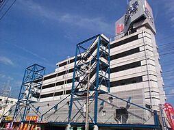 キューブAMX[4階]の外観