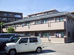 千葉県市川市大野町3丁目の賃貸アパートの外観