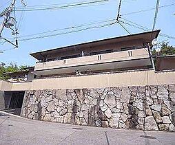 京都府京都市山科区御陵封ジ山町の賃貸マンションの外観