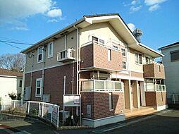 大阪府和泉市内田町2丁目の賃貸アパートの外観
