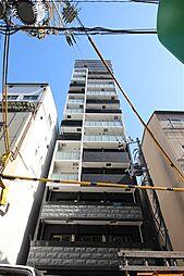 プレサンス谷町七丁目II[3階]の外観