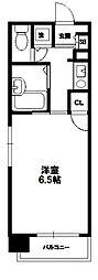 CityLifeプレサンス新大阪[2階]の間取り