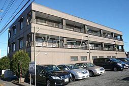 マンションニューフォレスト[2階]の外観
