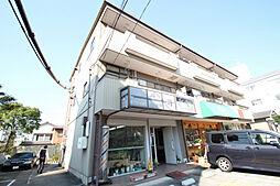 愛知県尾張旭市大塚町3丁目の賃貸アパートの外観