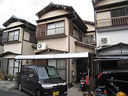 [一戸建] 京都府向日市鶏冠井町沢ノ東 の賃貸【/】の外観