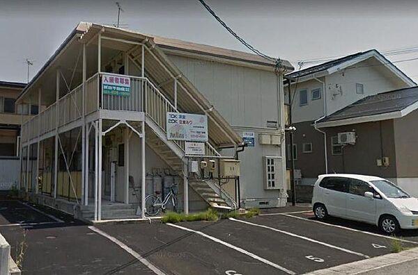 山形県山形市青田1丁目の賃貸アパート