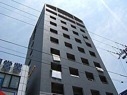 京都府京都市下京区五条通堀川西入柿本町の賃貸マンションの外観