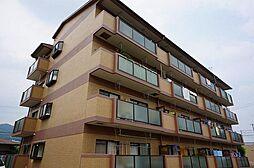 兵庫県川西市絹延町の賃貸マンションの外観