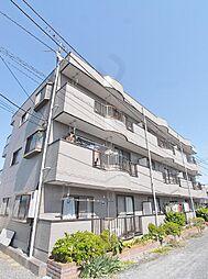 埼玉県志木市上宗岡5丁目の賃貸マンションの外観