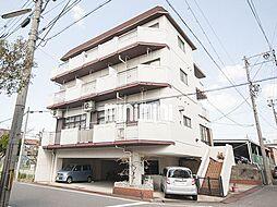 安井ビル[3階]の外観
