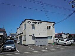 北海道旭川市旭町二条5丁目の賃貸アパートの外観