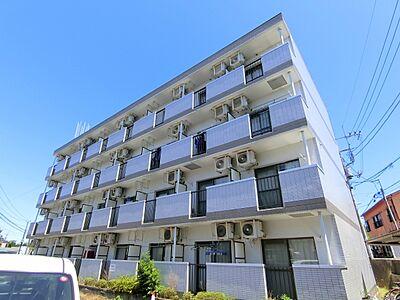 外観,1K,面積22.8m2,賃料2.2万円,JR常磐線 水戸駅 3.2km,,茨城県水戸市松本町