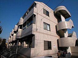 東京都調布市上石原1丁目の賃貸マンションの外観