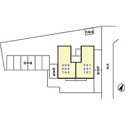 シルヴァンヒルズ[101号室]の外観