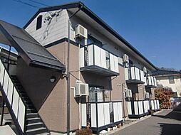 長野県松本市並柳 2丁目の賃貸アパートの外観