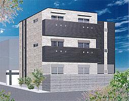 兵庫県神戸市中央区八雲通5丁目の賃貸アパートの外観