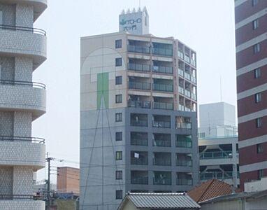 外観,1K,面積22.4m2,賃料3.5万円,,,福岡県久留米市六ツ門町