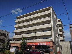 大阪府八尾市東山本新町3丁目の賃貸マンションの外観