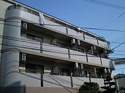 大阪府豊中市蛍池中町4丁目の賃貸マンションの外観
