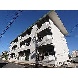 奈良県大和高田市中三倉堂の賃貸マンションの外観