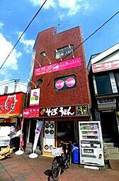 新秋津駅前店舗[2階]の外観