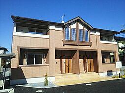 群馬県高崎市吉井町長根の賃貸アパートの外観