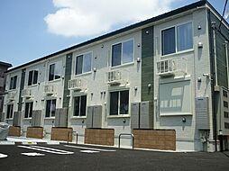 西武多摩湖線 一橋学園駅 徒歩14分の賃貸アパート