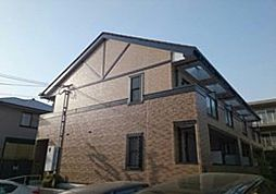 大阪府大阪市住吉区帝塚山西3丁目の賃貸マンションの外観