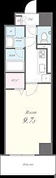 N residence SUMIYOSHI[103号室]の間取り