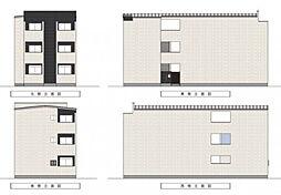 ウィレッタ三国ヶ丘[2階]の外観
