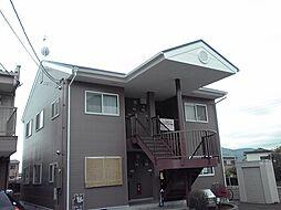 シティーハイツ千代田C[1階]の外観