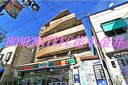 サンモール金子ビル[3階]の外観