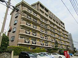 福岡県北九州市小倉北区緑ケ丘1丁目の賃貸マンションの外観