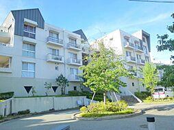 兵庫県西宮市東山台1丁目の賃貸マンションの外観