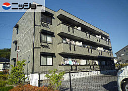 グロースレイA棟[2階]の外観