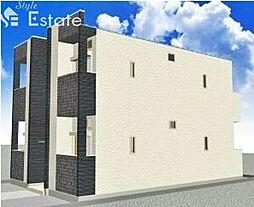 名古屋市営東山線 中村公園駅 徒歩11分の賃貸アパート