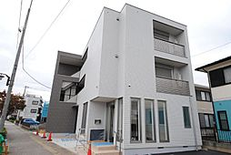 埼玉県越谷市宮本町1丁目の賃貸マンションの外観