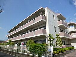 大阪府八尾市垣内1丁目の賃貸マンションの外観
